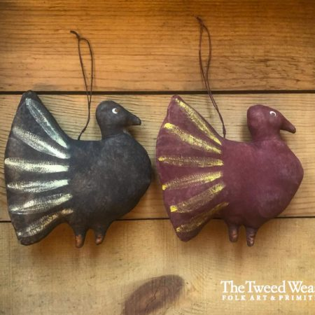 Traditional Turkey Ornaments designed by Tish Bachleda
