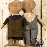 American Gothic Couple handmade by Tish Bachleda