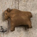 Amish Bear Ornament design by Tish Bachleda