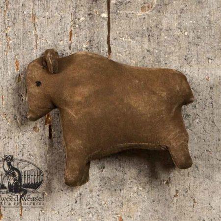 Amish Bear Ornament design by Tish Bachleda