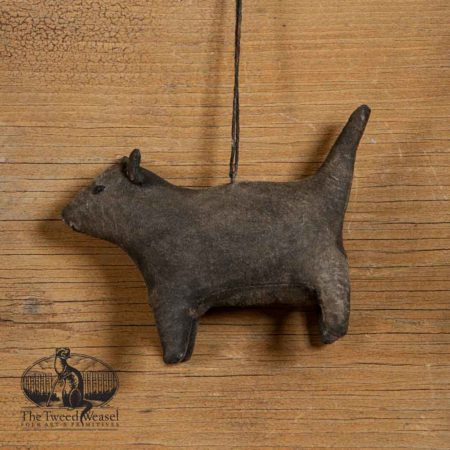 Amish Cat Ornament design by Tish Bachleda