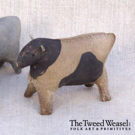 Amish Cow Design by Tish Bachleda