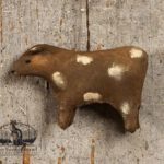 Amish Dog Ornament design by Tish Bachleda