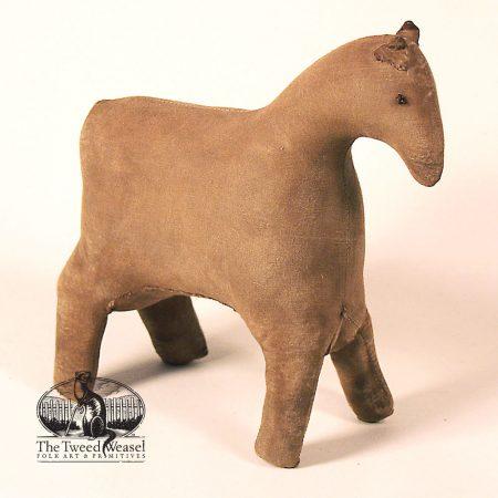 9 inch Amish Horse folk art design by Tish Bachleda