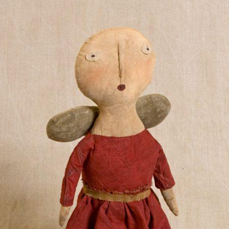 Angel Bottle Doll designed by Tish Bachleda