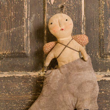 Angel in Show doll designed by Tish Bachleda