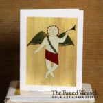 Gabriel Angel Artisan Card Design by Tish and Mike Bachleda