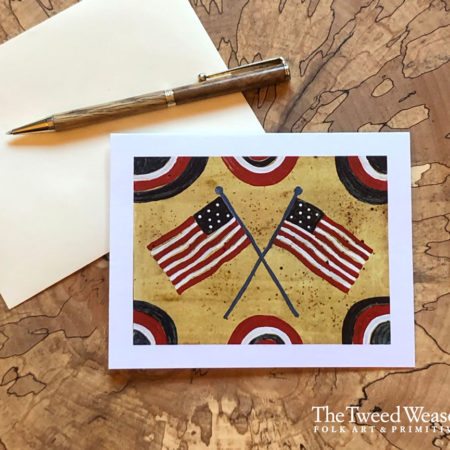 Independence Artisan Card Design by Tish and Mike Bachleda