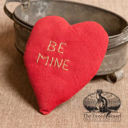 Be Mine Heart design by Tish Bachleda