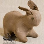 Beau's Bunny, large version, designed by Tish Bachleda