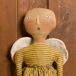Bee the Garden Angel designed and produced by Tish Bachleda