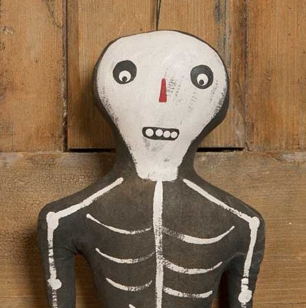 Bones doll designed by Tish Bachleda