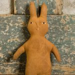 Bunny Thug ornament designed by Tish Bachleda