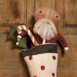 Christmas Morning Santa design by Tish Bachleda