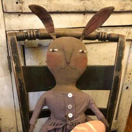 Clover Doll Design by Tish Bachleda