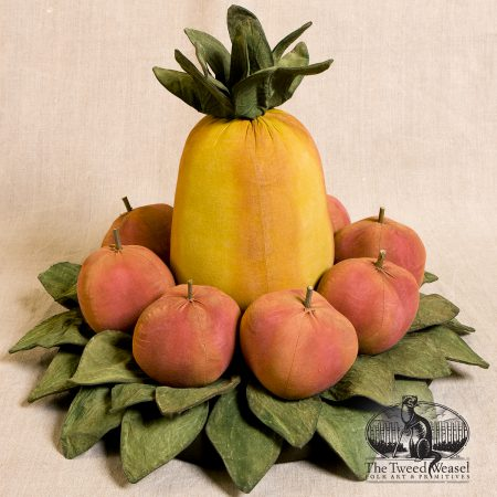 Colonial Pineapple Centerpiece design by Tish Bachleda