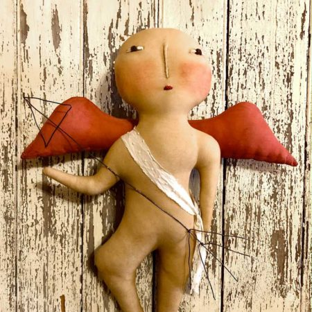 Full Size Cupid Doll Design by Tish Bachleda