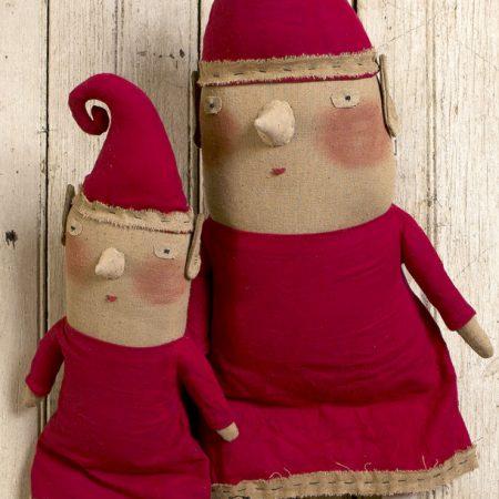 Elf folk art design by Tish Bachleda