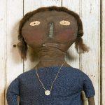 Elva doll designed by Tish Bachleda