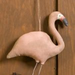 Flamingo Ornament Design by Tish Bachleda
