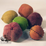 Timeless Fruit Collection - Lemon Lime Orange Pomegranate Cloved Orange designed by tish Bachleda