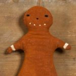 Gingerbread Girl design by Tish Bachleda