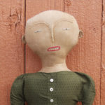 Grace Doll in white finish designed by Tish Bachleda
