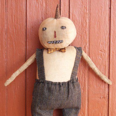 Hank doll design by Tish Bachleda