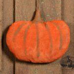 Harvest Pumpkin Ornament Design by Tish Bachleda