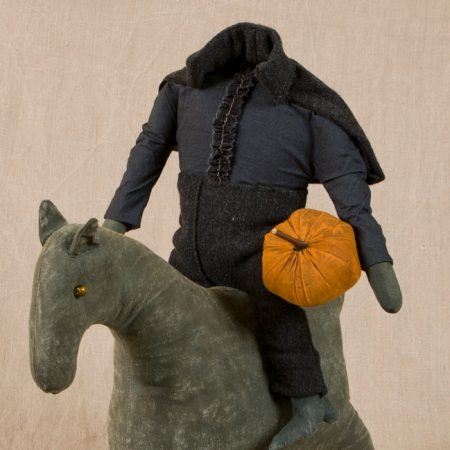 Headless Horseman design by Tish Bachleda