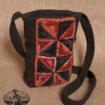 Hooked Pinwheel Purse design by Tish Bachleda