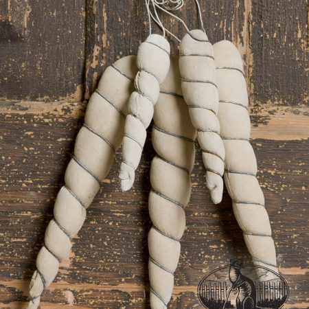 Large and Small Icicle Ornaments designed by Tish Bachleda