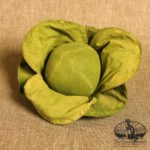 Small Lettuce design from the Timeless Vegetables Collection by Tish Bachleda