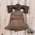 Liberty Bell Ornament design by Tish Bachleda