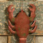 Live Lobster Ornament designed by Tish Bachleda