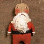 Long Legged Santa design by Tish Bachleda