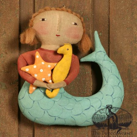 Small Mermaid design by Tish Bachleda