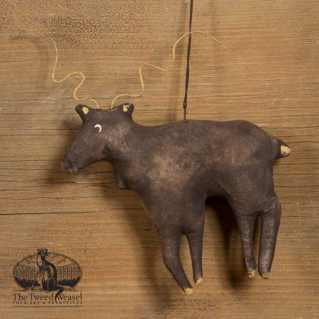 Moose ornament design by Tish Bachleda