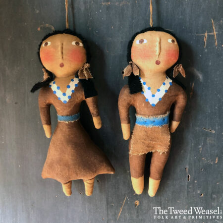 Native American Ornaments Design by Tish Bachleda