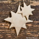 North Star Ornament Design by Tish Bachleda