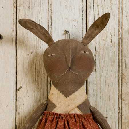 Pansy doll designed and handmade by Tish Bachleda