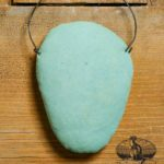 Single Pastel Egg Ornament Design by Tish Bachleda