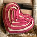 Path to My Heart Pillow Design by Tish Bachleda