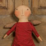 Plain Jayne (Jane) doll designed by Tish Bachleda