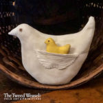 Pocket Peep with Hen Design by Tish Bachleda