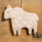 Polar Bear Ornament design by Tish Bachleda
