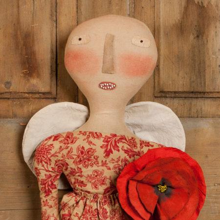 Poppy doll designed by Tish Bachleda