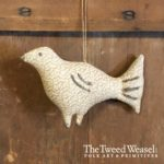 Prairie Bird Ornament Design by Tish Bachleda