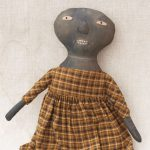Prudence Doll in Black Finish Designed by Tish Bachleda