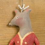 Rat King Ornament designed by Tish Bachleda